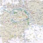 合肥地图合肥市区图